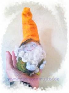 Oranger Zwerg für Barbara Fritschle Weil derStadt