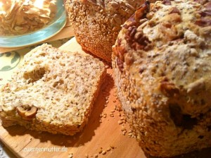 Brot aus Samen