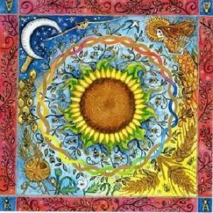 Sonnenblume Lughnasadh