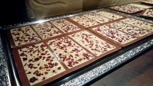 Herstellung Schokolade