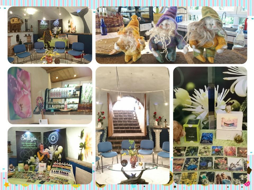 OPEN DAY an Palmsonntag in der Edelsteingrotte Schmuck &Art, Impressionen